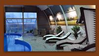 ****Ferienhof Franke Studiohaus ****Ferienhof Franke Sauna- und Poolbereich