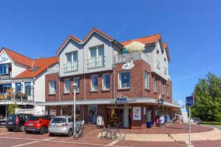 Haus Hafenblick Außenansicht