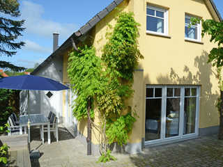 Haus Baabinchen - F615 | Fehaus mit Kamin und Terrasse Haus Baabinchen im Ostseebad Baabe