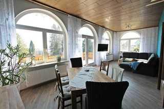 Villa Waldsaum SORGENFREI BUCHEN* Wintergarten