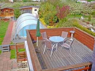 Ferienwohnung Malchow SEE 9941 Ferienwohnung mit Terrasse und Poolnutzung