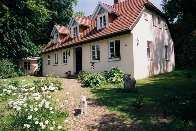Ferienwohnung am Schlossgarten Unsere kleine Pension