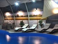 ****Ferienhof Franke Nordsee ****Ferienhof Franke Sauna- und Poolbereich