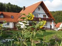 Ferienwohnung am Hirtengarten Haundorf -Urlaub mit Hund- Unser schönes Haus
