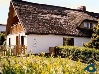 Haus Ückeritz Parterrewohnung Haus Lange