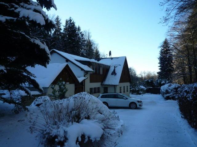 Winter Privatunterkunft Oppach