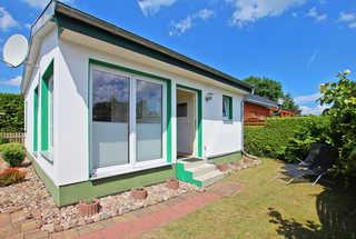 Ferienhaus Mönkebude VORP 3051 Eingang zum Ferienhaus