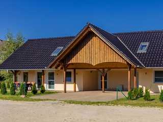 Ferienhaus Wiesenblick 18 Außen