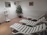 Ruheraum in der Saunaabteilung