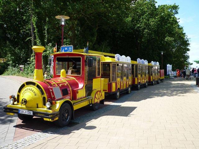 Cuxbahn Verbindung zwischen Sahlenburg/Duhnen/Döse