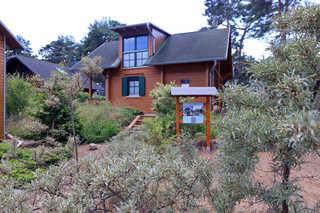 MZ: Ferienhaus Traumblick 108a -Strandpark- ca.50m Strand Außenansicht