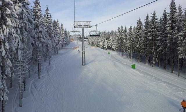 Skiliftkarussell Winterberg mit 13 Sesselliften