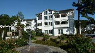 Haus Holstein Meinke - Schachtner WE 13 (W-LAN) Haus Holstein Westansicht