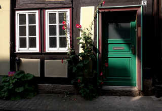 Ferienhaus/Ferienwohnung Radbrunnenhaus Außenansicht