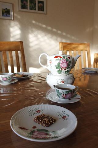 Teezeit in Ostfriesland....