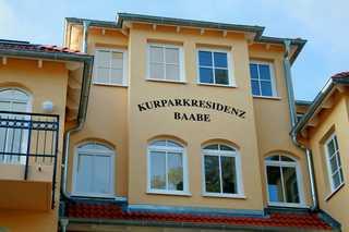 Z: Kurparkresidenz Baabe Whg. 15 mit Balkon Objektansicht