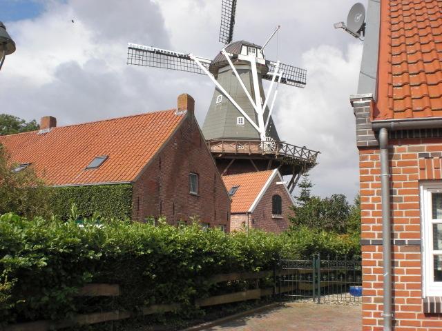 Die Dorfmühle - die auch besichtigt werden kann!