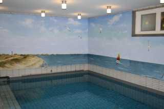 Tunghörn Hüs Hauseigenes Schwimmbad