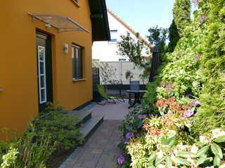 Ferienwohnung 01 Altenberg Eingangsbereich