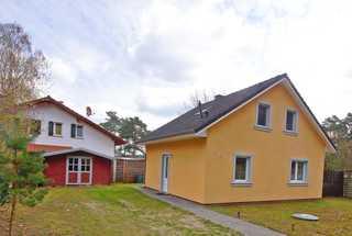 Ferienhaus am See - Großzerlang SEE 8082 Blick auf das Ferienhaus