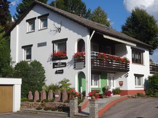 Ferienwohnung Am Himmelreich, 2 Schlafzimmer, max. 3 P. Pension Haus Waldachblick / Ferienwohnung Am Hi...