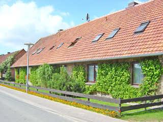 Ferienwohnung Klein Pritz WEST 281 Hausansicht
