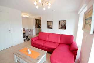 Ferienwohnung 110RB34, Haus Granitz Wohnbereich