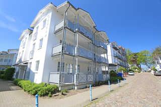 P: Villa Buskam Whg. 31 mit Balkon Aussenansicht