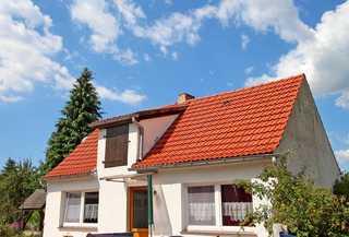 tierfreundliche Ferienhäuser Qualzow SEE 9730 Kleines Ferienhaus SEE 9731