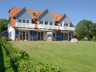 Ferienhaus Achtern-Prerow WE5158 Gartenansicht