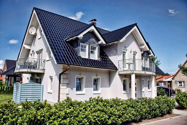 Apartmenthaus Rosenweg 17 Vorderansicht