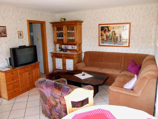 Wohnzimmer Haus Dorothee