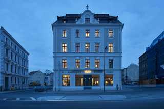 VIA's Appartements am Postplatz Außenansicht