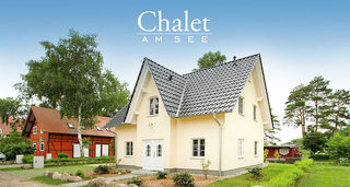 Chalet am See Eingang
