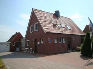 Ferienhaus Wangerooge Aussenansicht