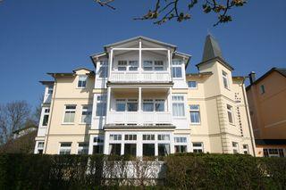 MI: Villa Störtebeker Whg. 08 Objektansicht