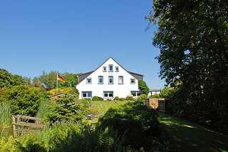 Landhaus Schwanenhof in Ostbense Außenansicht