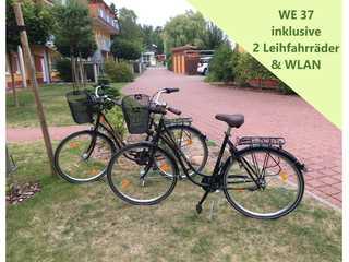 Zempin Ostseepark WE 37 **Insel Usedom**150m zum Strand** 2 Fahrräder freie Nutzug nach vorhanderer Gebra...