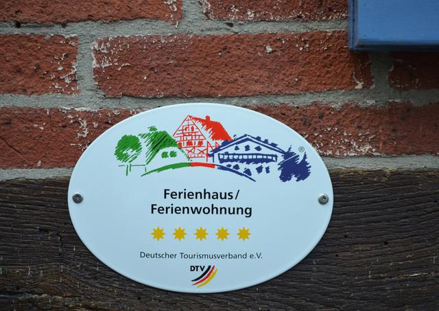 Das erste Ferienhaus in der Prignitz mit 5 Sternen