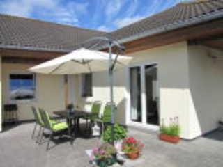 Heydens Ferienhaus/HEYD Terrasse Morgensonne