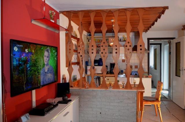 Ferienhaus für 2 bis 5 Personen Wohnraum
