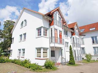 Haus Granitzblick F 513 WG 18 im Dachgeschoss Das Haus Granitzblick im Ostseebad Sellin