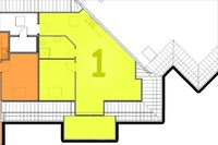 Grundriss Appartement 1