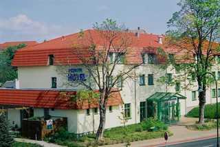 Acron Hotel Wittenberg (Hotel) Außenansicht