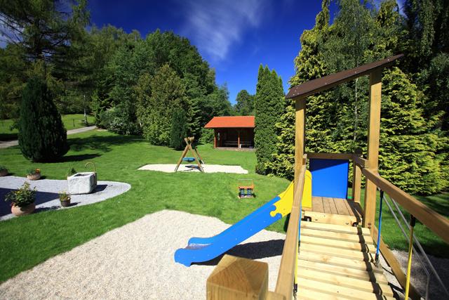 Landhaus mit 8000qm großem Garten