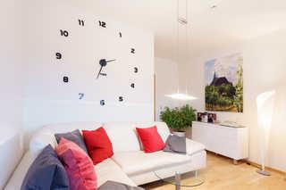 3 Raum-Wohnung mit Blick auf die Zitadelle Petersberg
