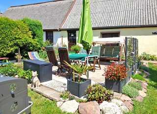 Ferienhaus Reetzow USE 3441 Ferienhaus mit Gartennutzung
