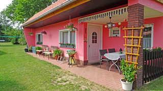 Ferienhäuser mit Boot Altglobsow SEE 5320 Ansicht Haus 1