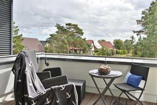 Sonneneck Balkon zum Relaxen