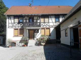 Ferienhaus Pferdehof und Wanderreitstation Dörsam Das Ferienhaus